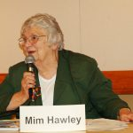 Transportation Advocate Mim Hawley Passes Away